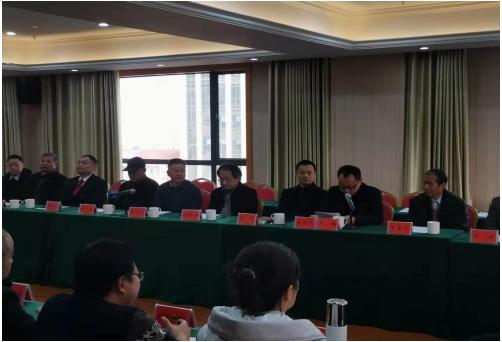 益阳市侨商会2019年年会暨侨界人士座谈会召开